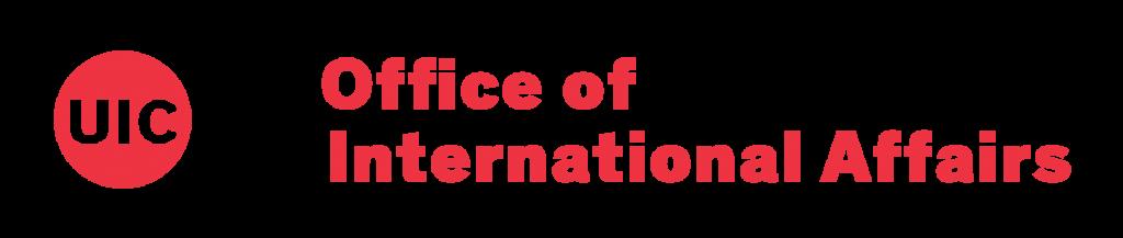 Logo: Office of International Affairs